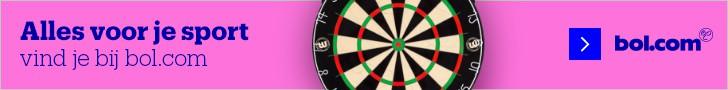 banner bol.com met dartbord
